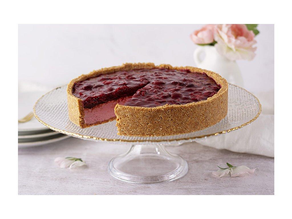 Višňovo čokoládový Cheesecake Mon Cherry Cheesecake cukrari.sk