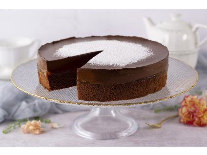 Truffle čokoládová torta Truffle Cake