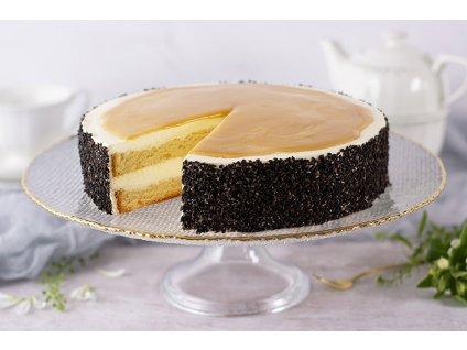 Medová torta Manuka Honey Cake