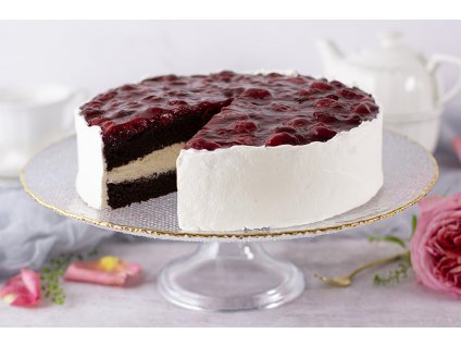 Višňová torta Sour Cherry Cake