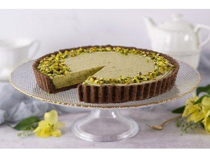 Pistáciový tart Pistachio Matcha Tart