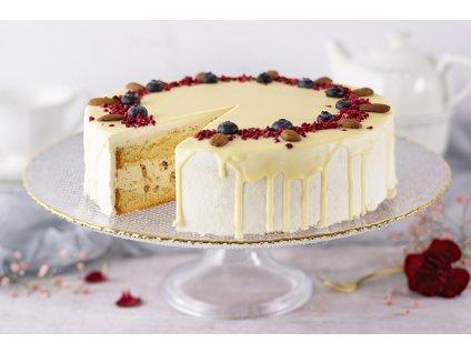 Mandľová torta Almond Cake