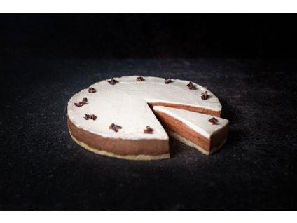 Bezlepkový Čokoládovo zázvorový Cheesecake Bezlepkový Chocolate Ginger Cheesecake