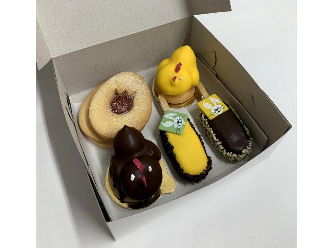 Velikonoční krabička pro děti