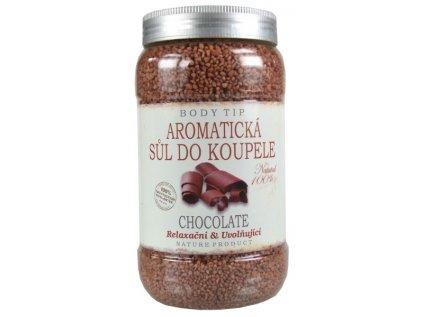 Aromatická sůl do koupele Čokoláda BODY TIP
