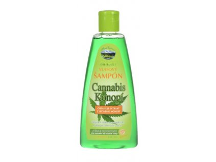 Šampon na vlasy CannaCare HERB EXTRACT 250ml