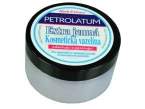 HERB EXTRACT Extra jemná kosmetická vazelína 100ml