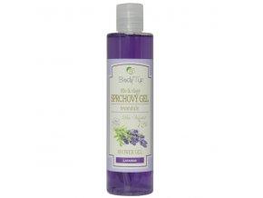 Sprchový gel Levandule BODY TIP 250ml