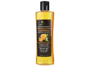 Sprchový gel Pomerančový květ s mandarinkou BODY TIP 200ml