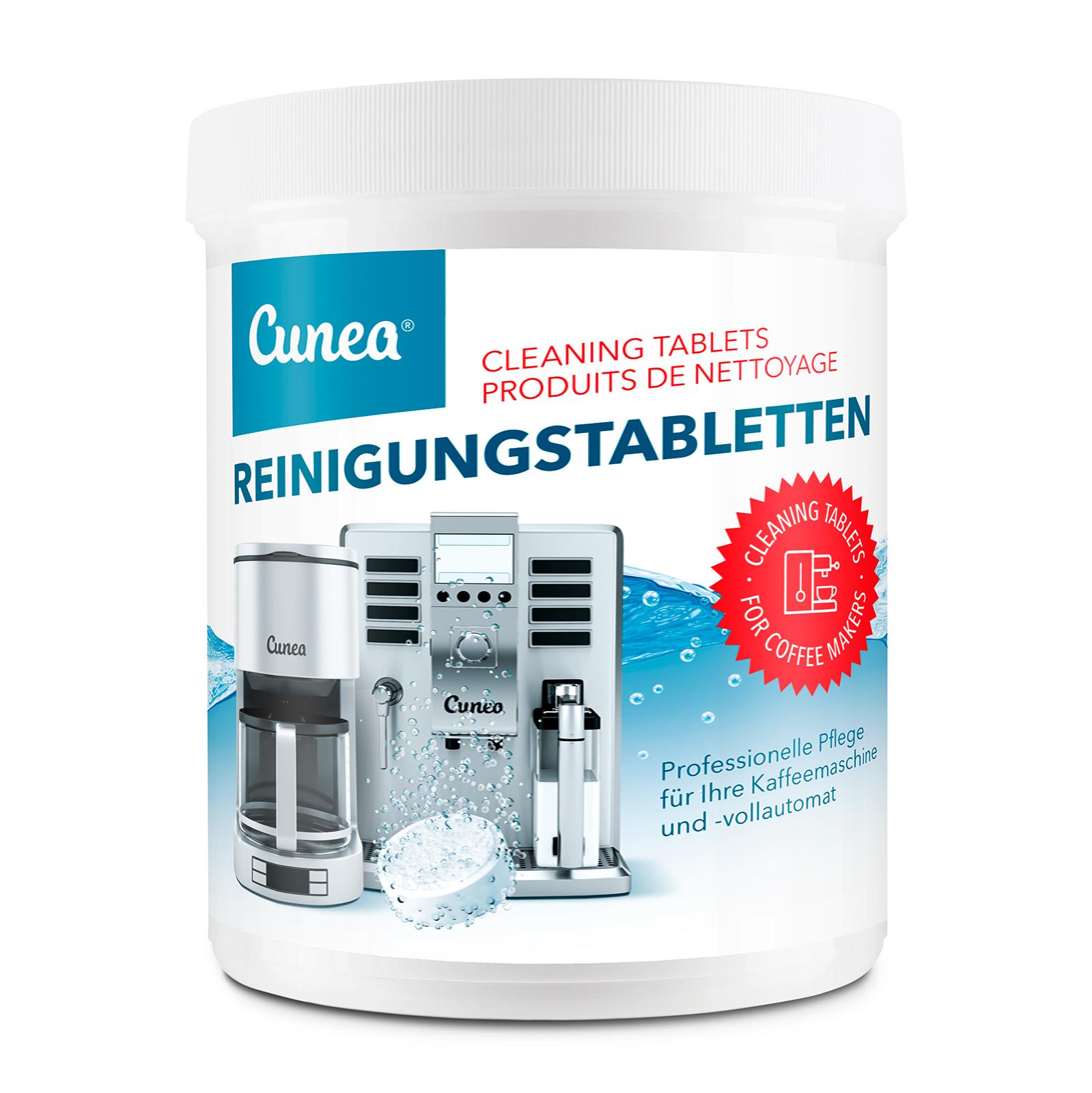 Čistící tablety pro kávovary a espresso stroje