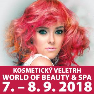 Navštivte nás na veletrhu World of Beauty v Praze Letňanech