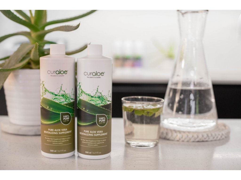 Pure Juice - 100% Aloe Vera džus 2 x 0,5l