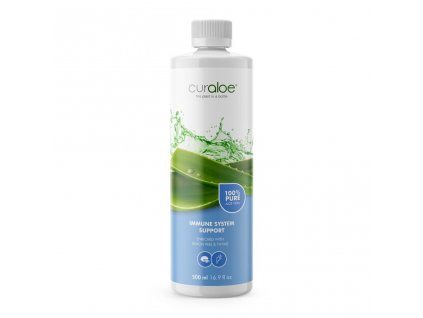 100% Aloe Vera džus pro imunitu 0,5 l
