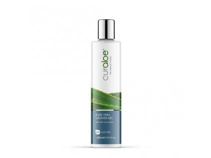 Sprchový gel s 50% Aloe Vera Curaloe 250 ml