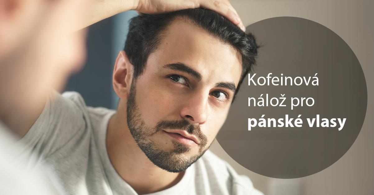 Trápí partnera vypadávání a řídnutí vlasů? Víme, co s tím!