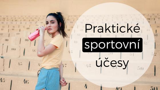 Hezké i praktické: 6 tipů na sportovní účesy