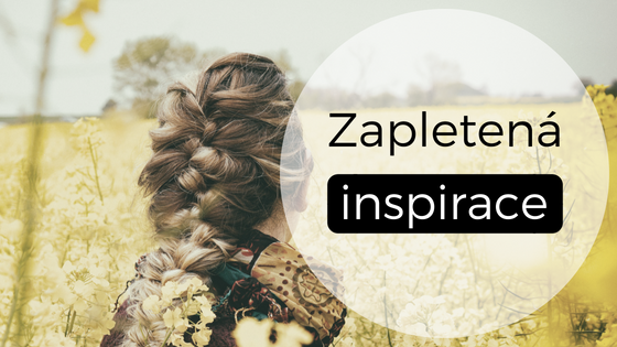 Hravá inspirace pro maminky a dcery: Připleťte copánky do vlasů