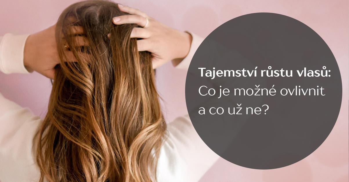 Tajemství růstu vlasů: Co je možné ovlivnit a co už ne?