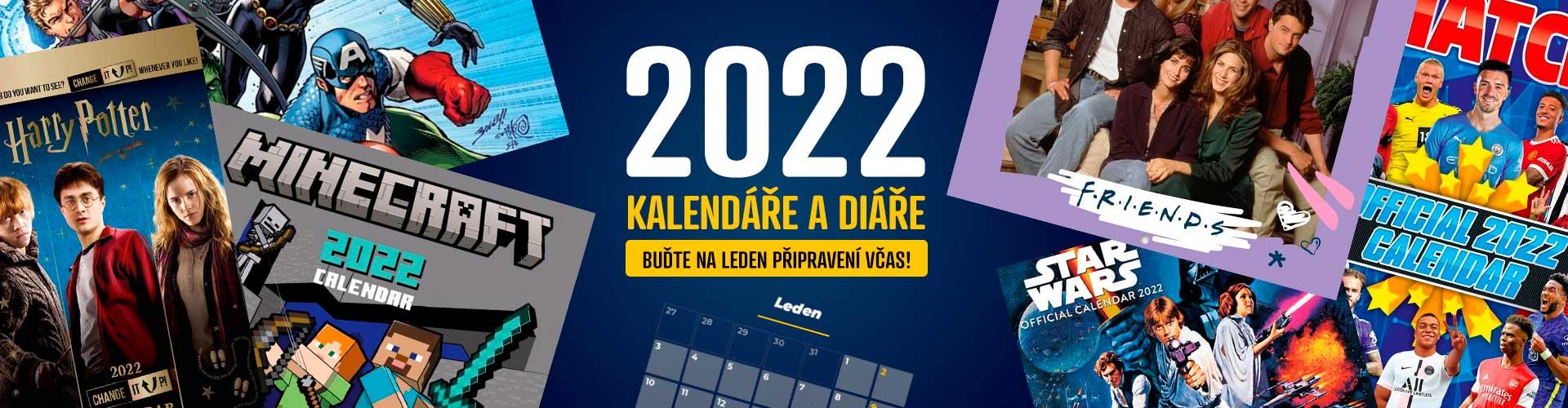 Kalendáře 2022