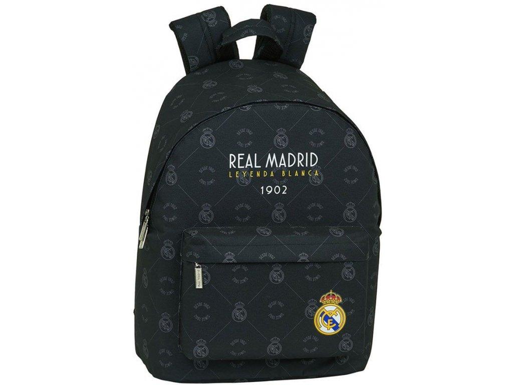 BATOH REAL MADRID FC  BLACK 819 42002 31 x 41 x 16 cm