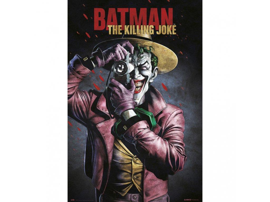 PLAKÁT 61 x 91,5 cm|DC COMICS  BATMAN|THE KILLING JOKE