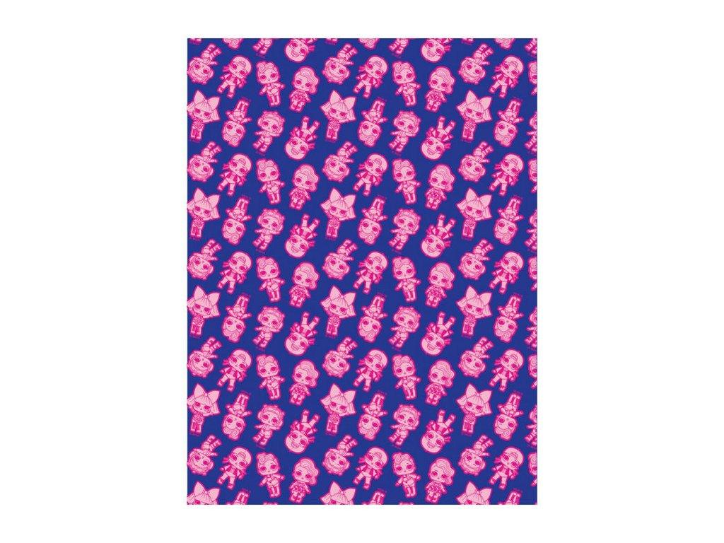 DEKA FLEECE|L.O.L SURPRISE  160 x 120 cm|DOLL