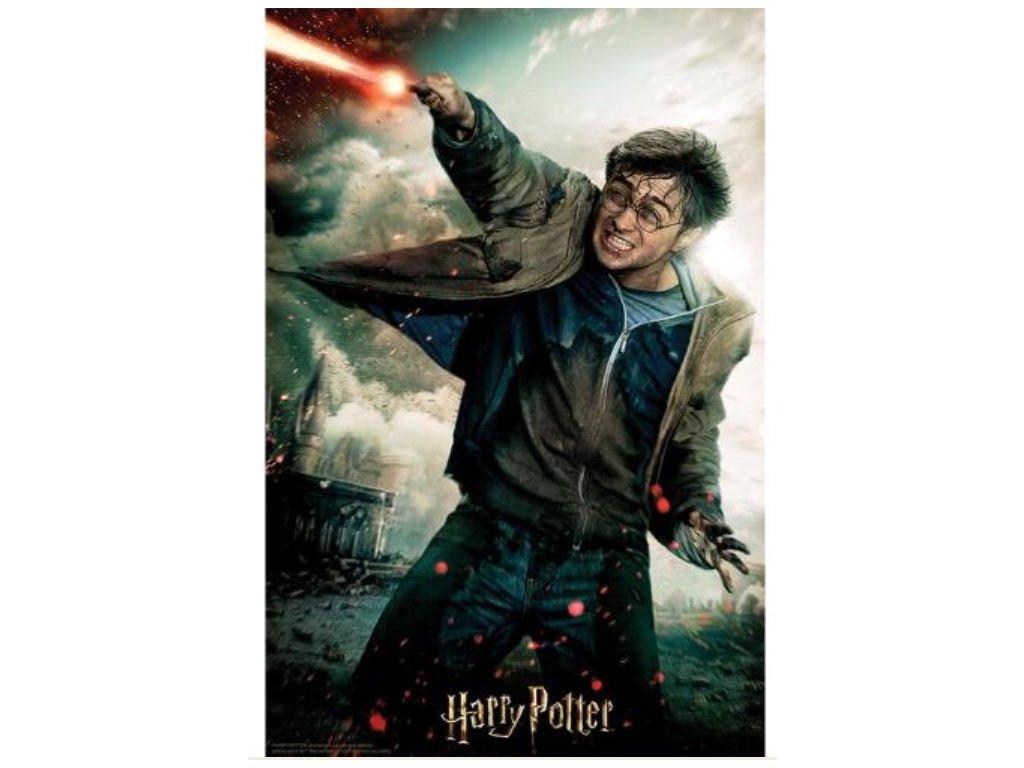 PUZZLE 3D OBRAZ|HARRY POTTER  300 KUSŮ|MAGIC