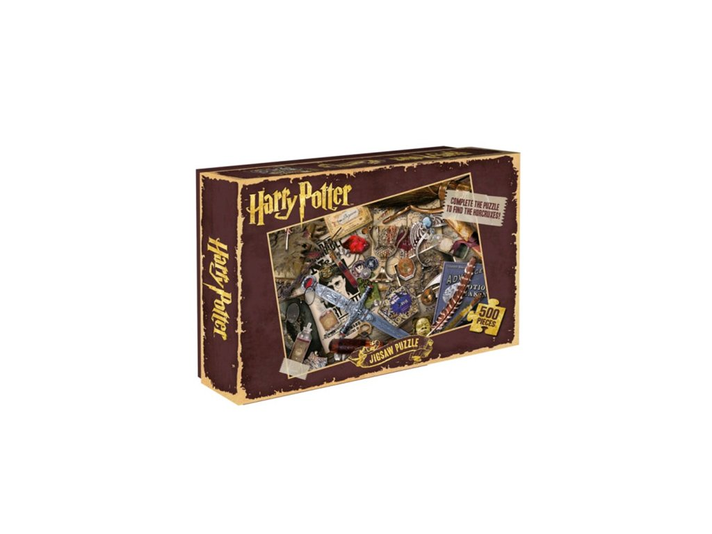 PUZZLE|HARRY POTTER  500 KUSŮ|23 x 30 cm|HORCRUX|500 KS