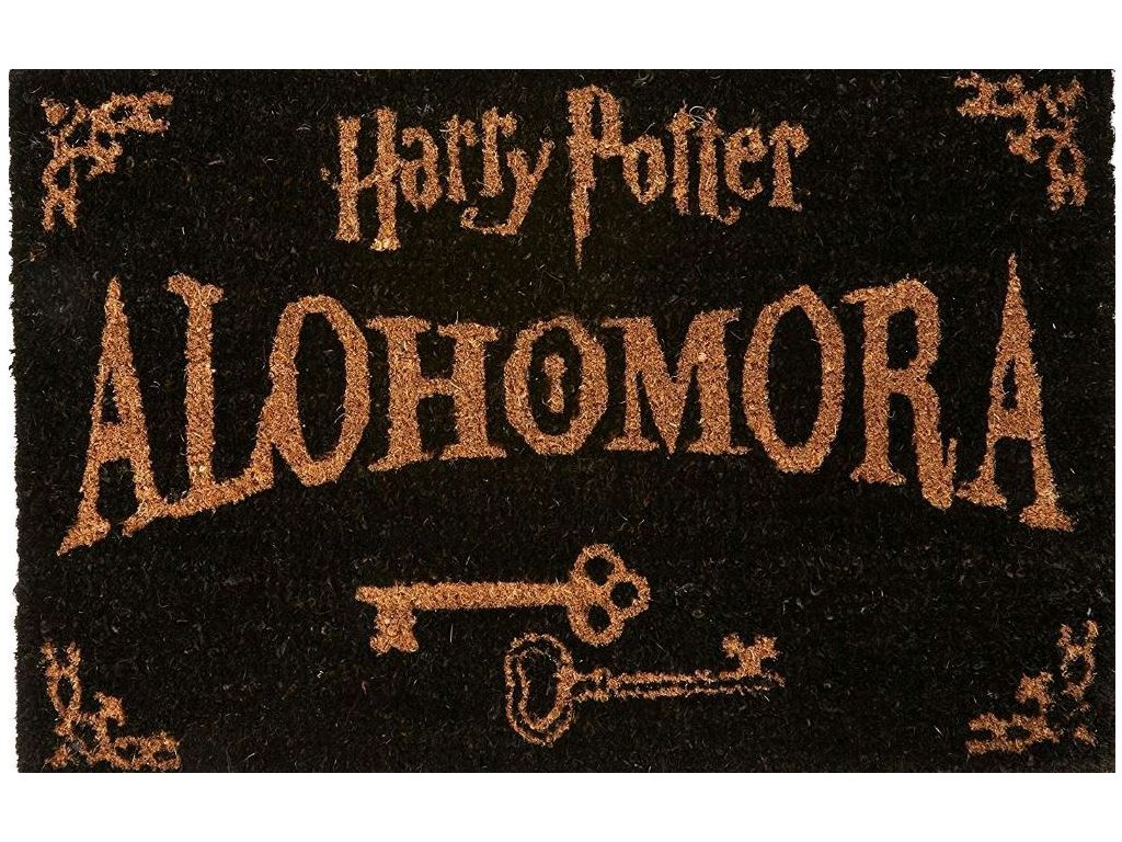 ROHOŽKA|HARRY POTTER  60 x 40 cm|ALOHOMORA