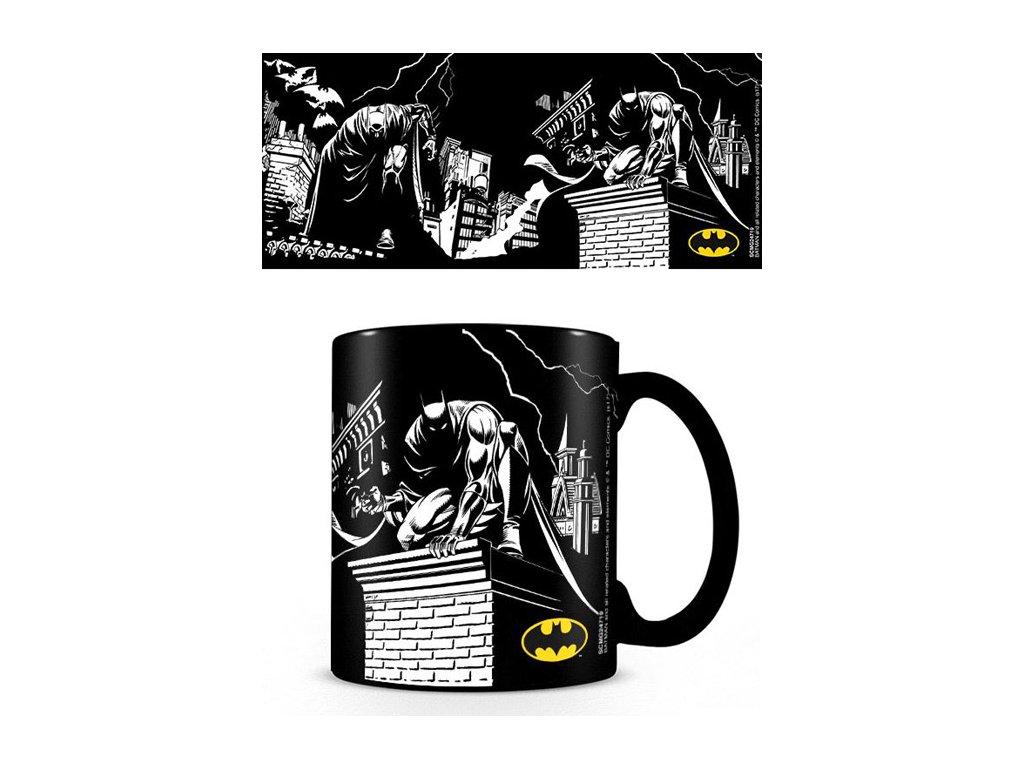 HRNEK PROMĚŇOVACÍ|DC COMICS  315 ml|BATMAN|GIFT BOX