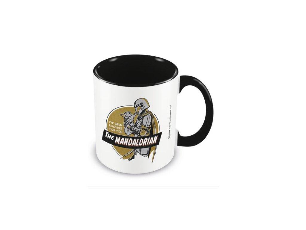 HRNEK KERAMICKÝ|THE MANDALORIAN  315 ml|I´VE BEEN LOOKING FOR YOU
