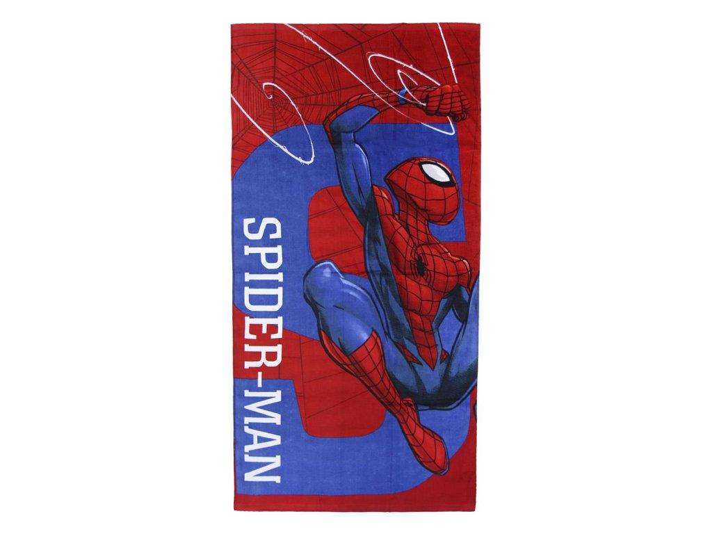 RUČNÍK OSUŠKA|MARVEL  SPIDERMAN|140 x 70 cm