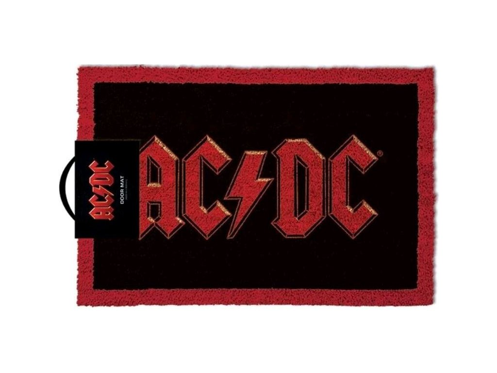 ROHOŽKA AC/DC  LOGO 60 x 40 cm