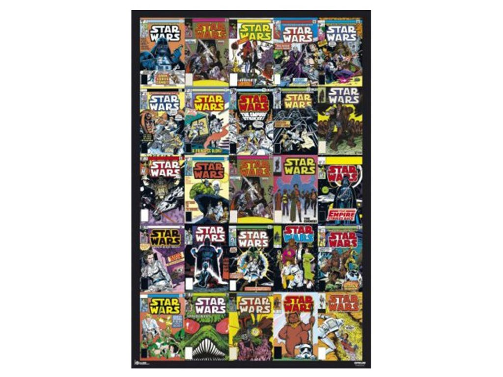 PLAKÁT 61 x 91,5 cm|STAR WARS  COVERS