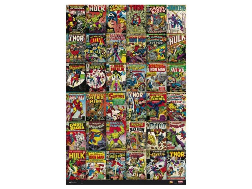 PLAKÁT 61 x 91,5 cm MARVEL COMICS  CLASSIC COVER