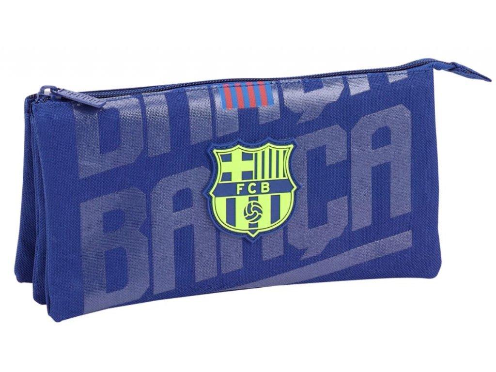 PENÁL NA TUŽKY|BARCELONA FC  TROJITÝ|744 11826|22 x 12 x 3 cm