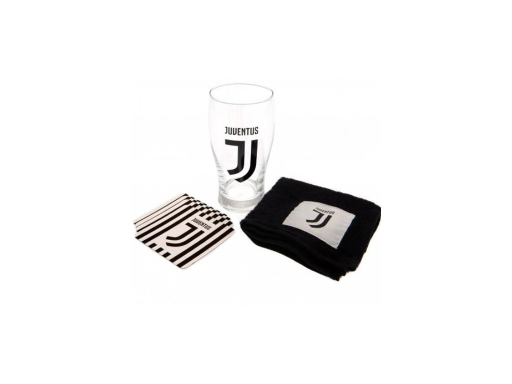 SKLENICE BAR SET|JUVENTUS FC  470 ml SKLENICE|MINI SET|WORDMARK