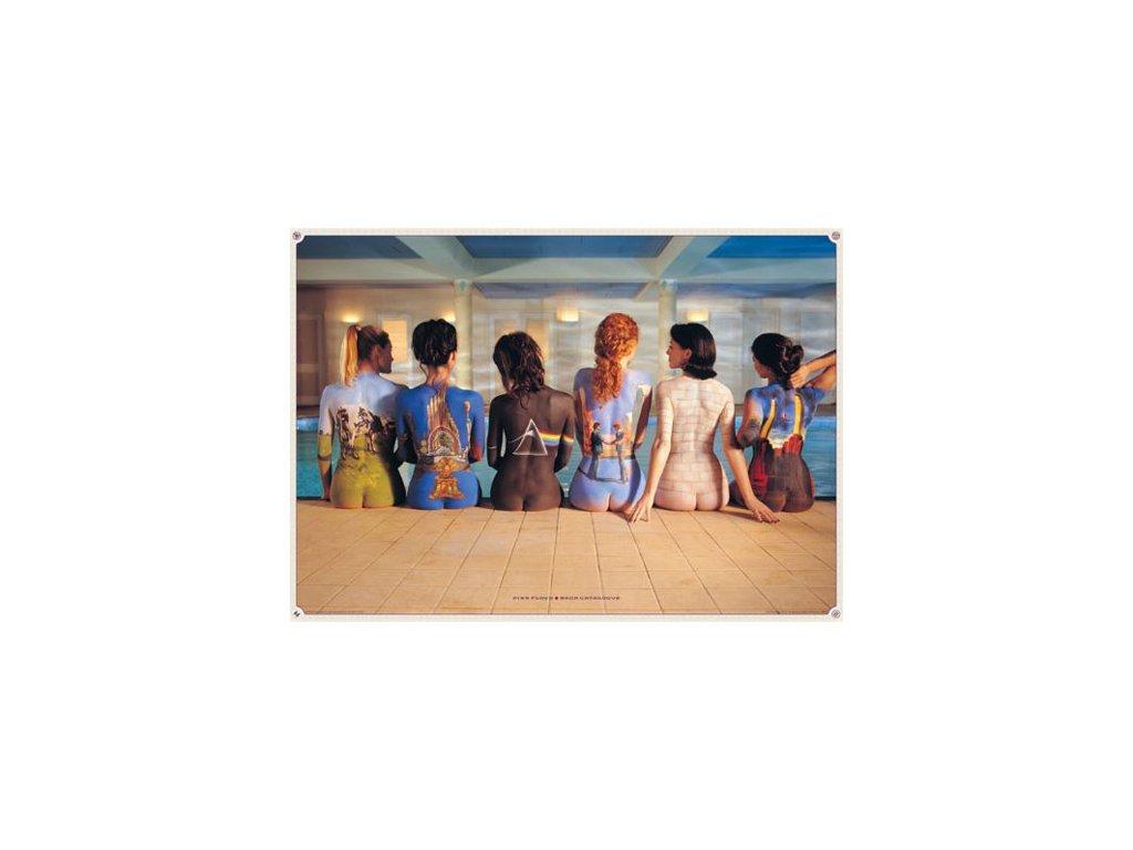 PLAKÁT 61 x 91,5 cm|PINK FLOYD  BACK CATALOGUE