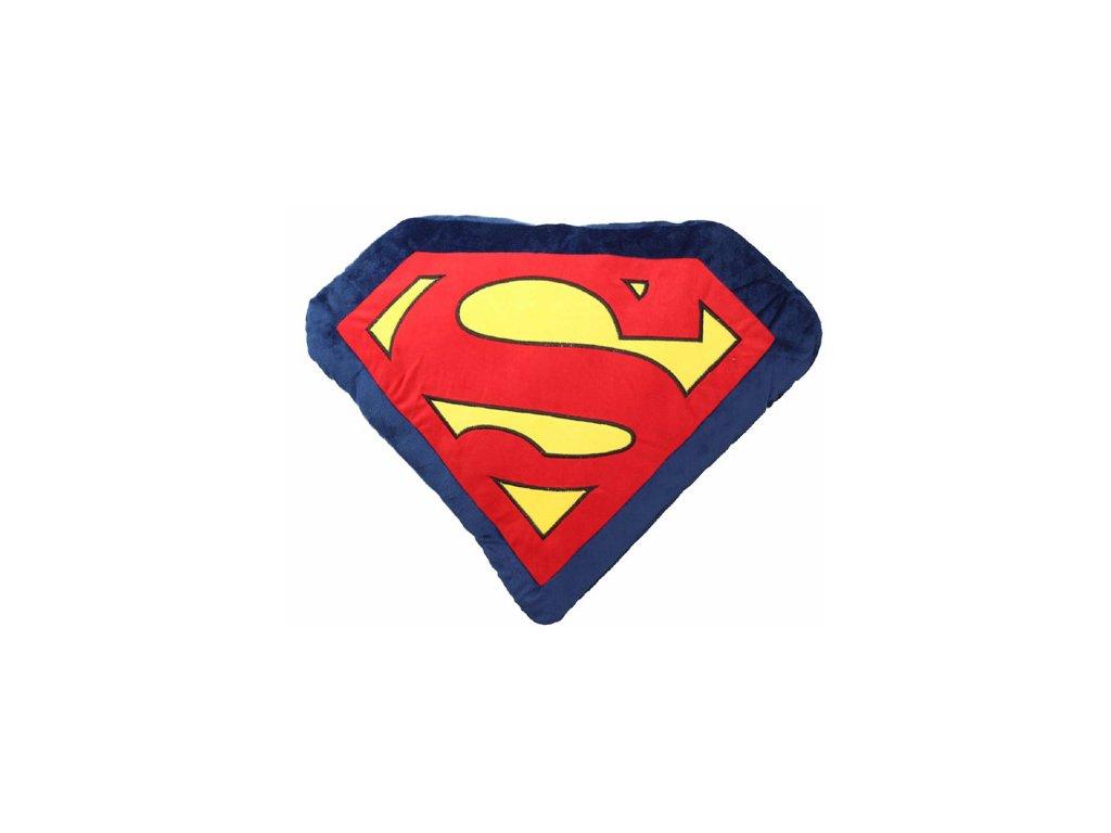 POLŠTÁŘ|DC COMICS|SUPERMAN  LOGO|47 x 47 cm