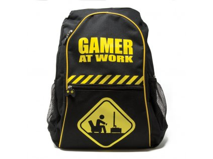 BATOH|GAMING  GAMER AT WORK|36 x 50 x 15 cm