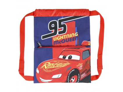 PYTLÍK GYM BAG|DISNEY  27 x 33 cm|CARS|POLYESTER