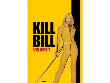 PLAKÁT 61 x 91,5 cm KILL BILL  VOLUME 1