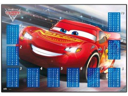 PODLOŽKA NA STŮL|DISNEY  CARS 3|49,5 x 34,5 cm|CARS 3