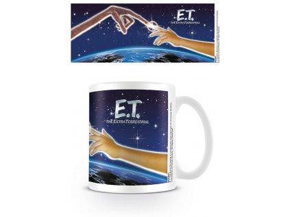 HRNEK KERAMICKÝ|E.T.  MAGIC TOUCH|315 ml|BÍLÝ