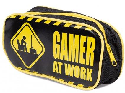PENÁL NA TUŽKY|GAMING  GAMER AT WORK|11 x 22 x 6 cm