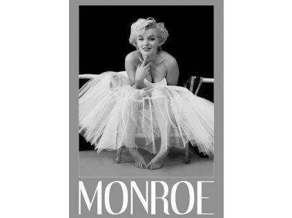 POHLEDNICE A6|10 cm x 15 cm  MARILYN MONROE|SET 10 KUSŮ