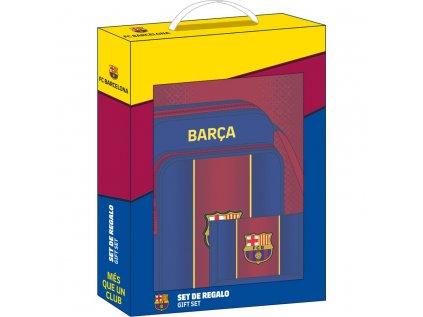 DÁRKOVÝ SET|BARCELONA FC  SET 3 KUSY|PRUHY 20/21|12029