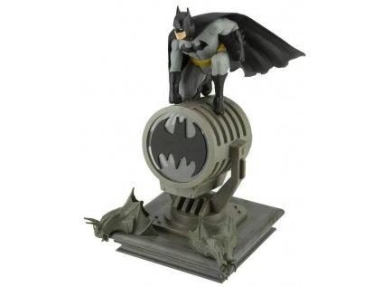 LAMPA DEKORATIVNÍ|DC COMICS  VÝŠKA 33 cm|USB|BATMAN