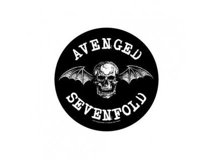 NÁŠIVKA NA ZÁDA  AVENGED SEVENFOLD: DEATH BAT