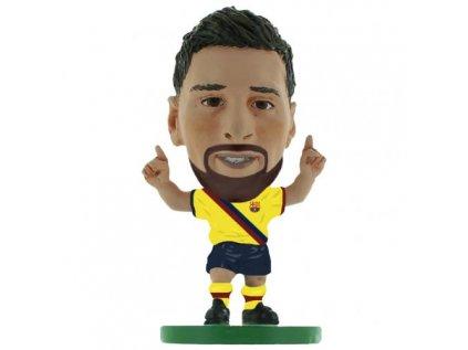 FIGURKA SBĚRATELSKÁ|BARCELONA FC  FOTBALOVÝ HRÁČ|MESSI|5 cm